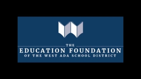 Thumbnail for entry Foundation of West Ada part 2