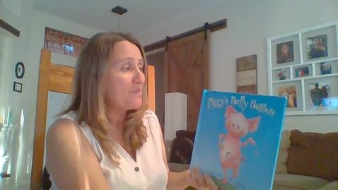 Thumbnail for entry Piggy's Bellybutton Read Aloud