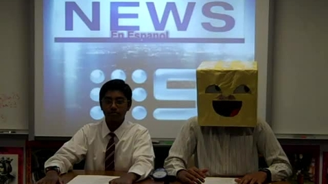 Thumbnail for entry Spanish News Group 19