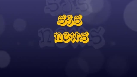 Thumbnail for entry SJS News Vol2 Issue1