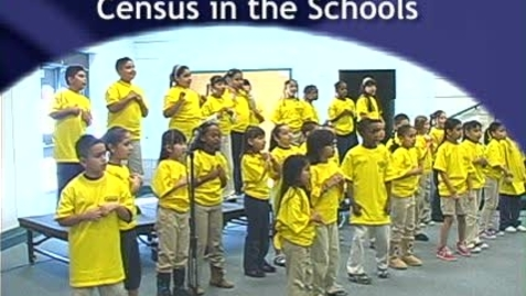 Thumbnail for entry Census in the Schools