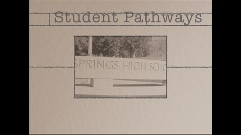 Thumbnail for entry Student Paths