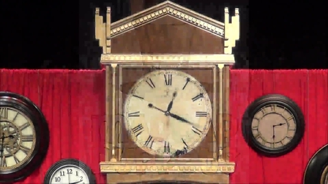 Thumbnail for entry Madcap Puppets: Once Upon A Clock