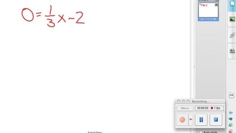 Thumbnail for entry Algebra_3-2