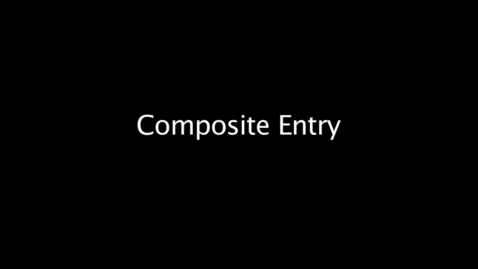 Thumbnail for entry Composite Entry -Videography/Photography