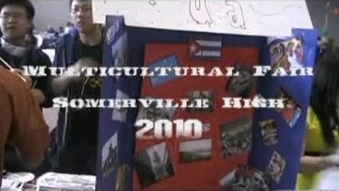Thumbnail for entry SHS Multicultural Fair: Part 1