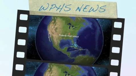 Thumbnail for entry WPHS News - October 21, 2011