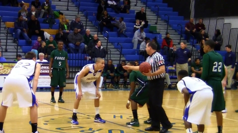 Thumbnail for entry Basketball vs. Colonial Forge