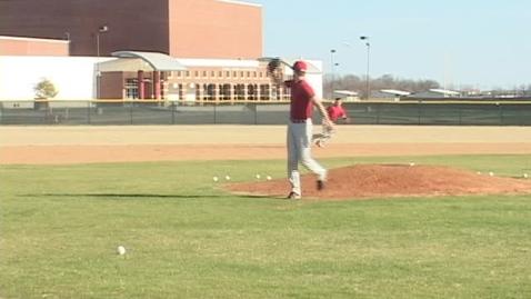 Thumbnail for entry John Horn Baseball 2012