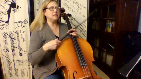Thumbnail for entry String Basics Book 1 for Cello Pg. 30 and 31