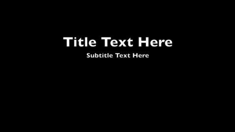 Thumbnail for entry Literary Genre, Denotation, Connotation