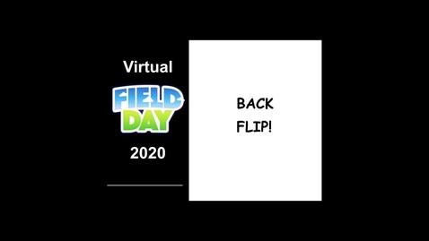 Thumbnail for entry Back Flip