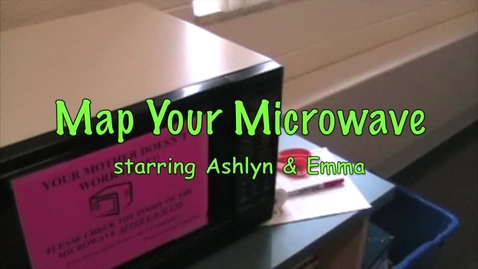Thumbnail for entry Map Your Microwave
