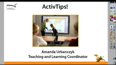 Thumbnail for entry ActivTips - Magic Ink: See Through the Top Layer on your Promethean Board