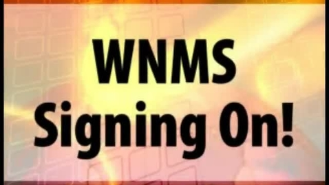 Thumbnail for entry 10-09-15 WNMS Episode 9
