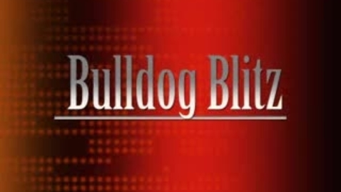Thumbnail for entry Bulldog Blitz 14 May 10, 2010