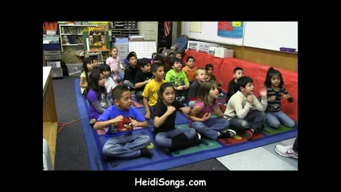 Thumbnail for entry High Frequency Sight Words - House song