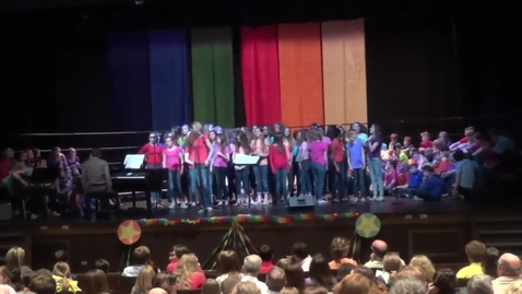 Thumbnail for entry EGRPS Middle School Final Choir Concert May 2014
