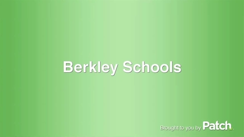 Thumbnail for entry 2012 Berkley School District Promotional Video