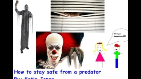 Thumbnail for entry Staying safe from Predators