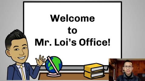 Thumbnail for entry Principal Loi's Message to Students: April 13, 2020