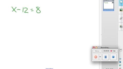 Thumbnail for entry Algebra_5-1&5-2