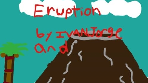 Thumbnail for entry Volcanic Eruptions