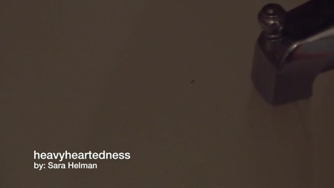 Thumbnail for entry ERHS Clermont Short Film Heavy Heartedness