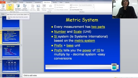 Thumbnail for entry Unit 1: Metric System