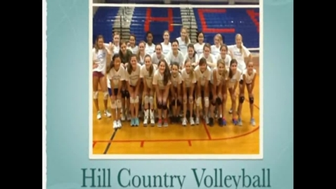 Thumbnail for entry HCMS Volleyball video