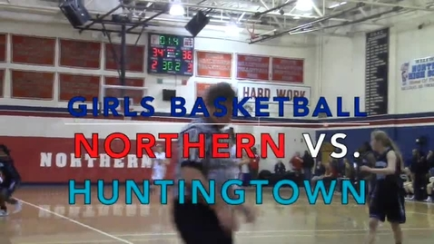 Thumbnail for entry Girls Basketball Playoff Game