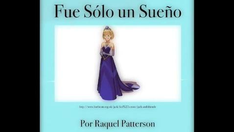 Thumbnail for entry Fue Solo Un Sueno by Raquel Patterson
