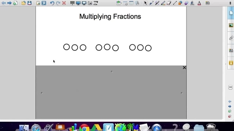 Thumbnail for entry 9.1 multiply fractions