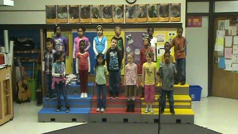 Thumbnail for entry Mrs. Winter's Class Informance