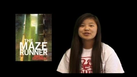 Thumbnail for entry The Maze Runner Booktalk