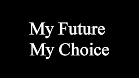 Thumbnail for entry  My Future My Choice - Group Discussion