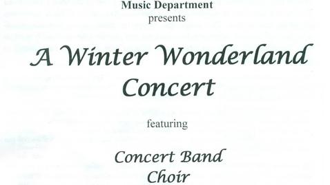 Thumbnail for entry GIHS Winter Wonderland Concert 12-18-2019