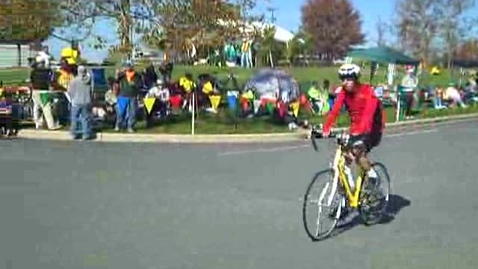 Thumbnail for entry Special Olympics 2009 Fall Games