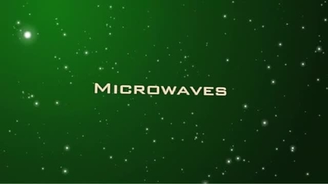 Thumbnail for entry Microwaves