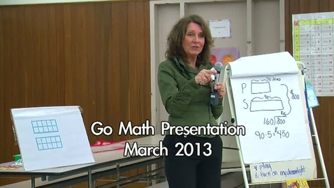 Thumbnail for entry Go Math Presentation Part 3 of 4