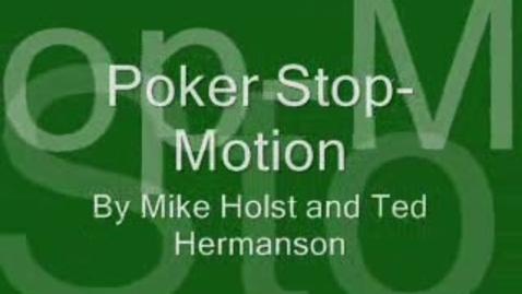 Thumbnail for entry Poker Game