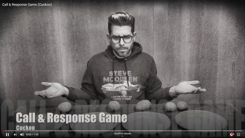Thumbnail for entry Call and Response POTATOES