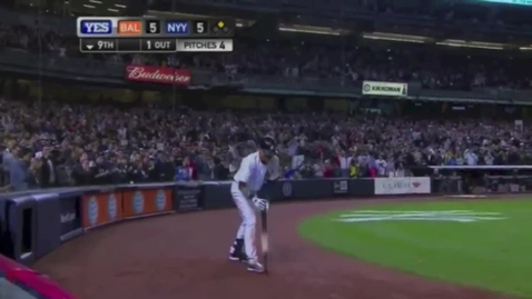 Thumbnail for entry RE2PECT - A TRIBUTE TO DEREK JETER