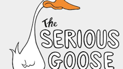 Thumbnail for entry The Serious Goose by Jimmy Kimmel