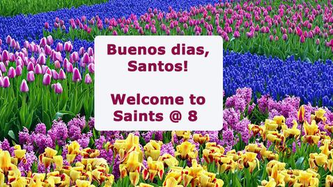 Thumbnail for entry 4-29-20 Saints @ 8