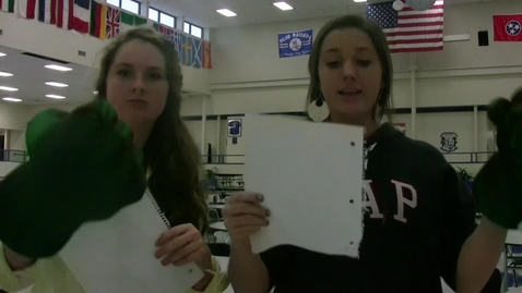 Thumbnail for entry devan and emily's rap about justice