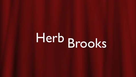 Thumbnail for entry Herb Brooks By Andrew K