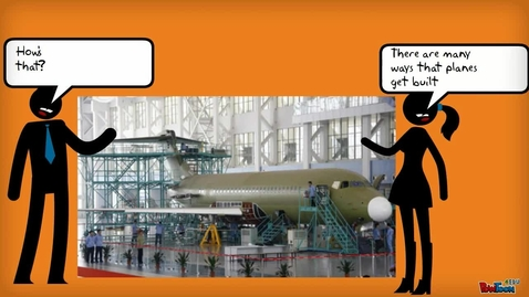 Thumbnail for entry Aviation Manufacturing: A brief description