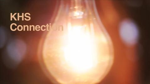 Thumbnail for entry KHS Connection - Kyle Eddington - ChiefTV