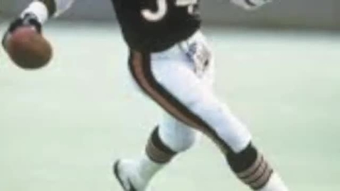 Thumbnail for entry Murphy's Walter Payton project